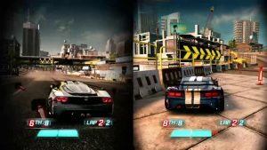Need for Speed Payback Split Screen