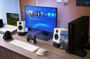 Best Gaming Setup for PS4