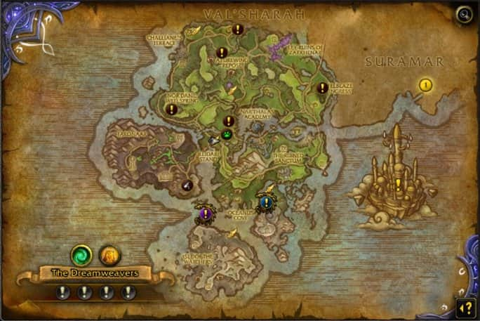When Do World Quests Reset in WoW